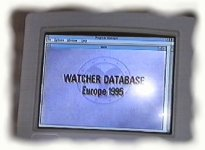 Watcher Database