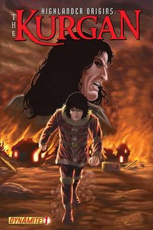 The Kurgan #1 Cover C