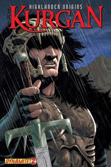 The Kurgan #2 Cover B